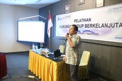 Rahman Dako, Local Environmental Management / Climate Change Adv